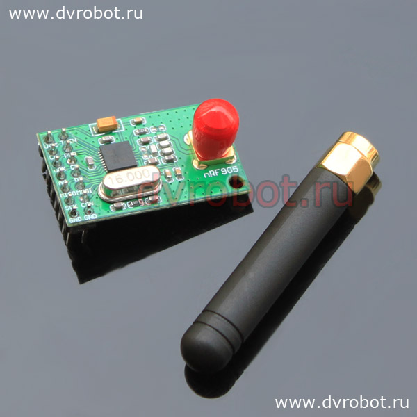 Радиомодуль NRF905 (ID:165)