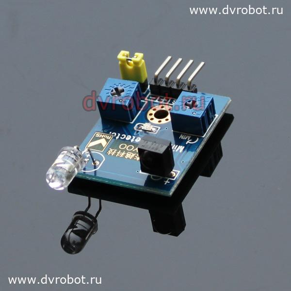 Инфракрасный датчик 2 - 40 см (ID:14)