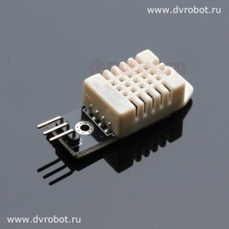Датчик температуры и влажности DHT22 (ID:203)
