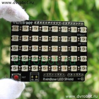 Щит LED (40) - Arduino (ID:1124)