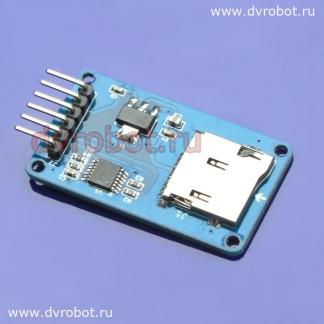 Модуль MICRO SD (ID:568)