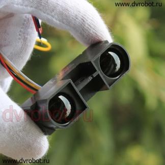 ИК- дальномер 100 - 550 см (ID:980)