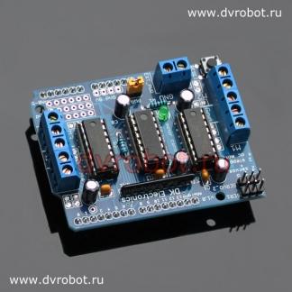 Arduino драйвер щит (ID:359)