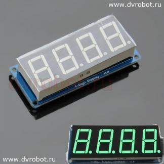 Модуль LED - 0.56 дюйма (ID:1068)