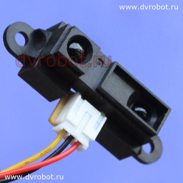 ИК- дальномер 10 - 80 см (ID:589)