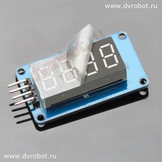 Модуль 4 LED (ID:569)
