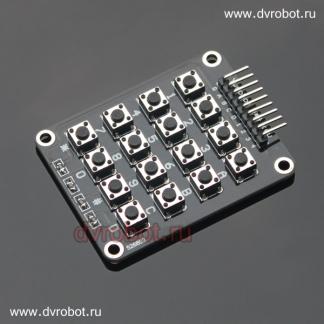 Клавиатура 4х4 (ID:330)