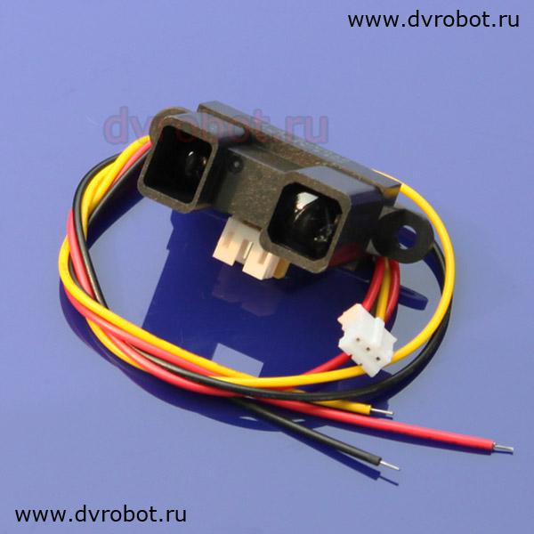 ИК- дальномер 20 - 150 см (ID:273)