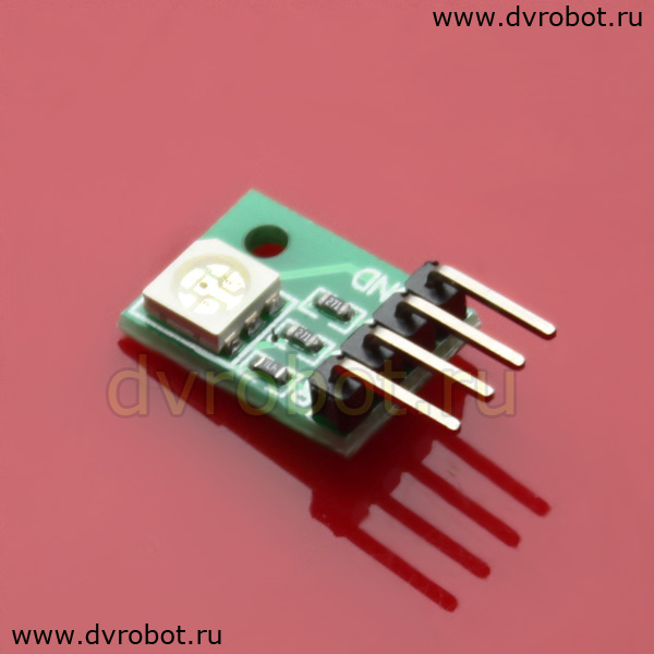 Модуль RGB LED - RB